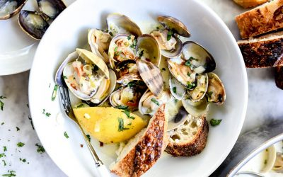 Best Steamed Clams