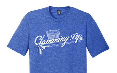 Clamming Life T-Shirt