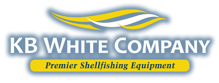 KB White Co Premier Shellfishing Equipment